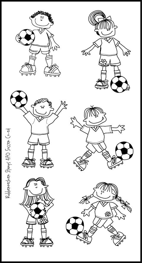470 soccer kids co-ed